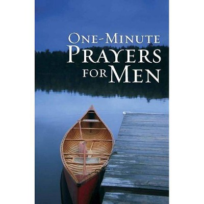 One-Minute Prayers(r) for Men Gift Edition - (Hardcover)