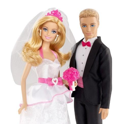 afaca67cc9 Barbie Bridal Set   Target