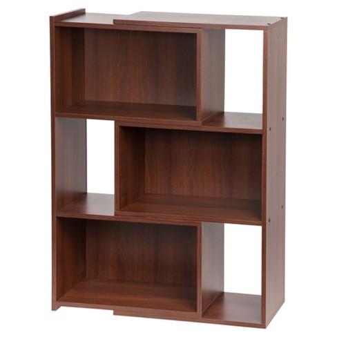IRIS Expandable 42 3 Shelf Bookshelf