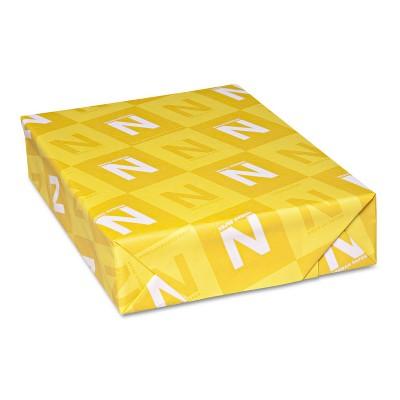 Neenah Paper CLASSIC CREST Stationery Writing Paper 24lb 8 1/2 x 11 Whitestone 500 Sheets 04641