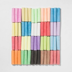 Sidewalk Chalk 60pc - Sun Squad™