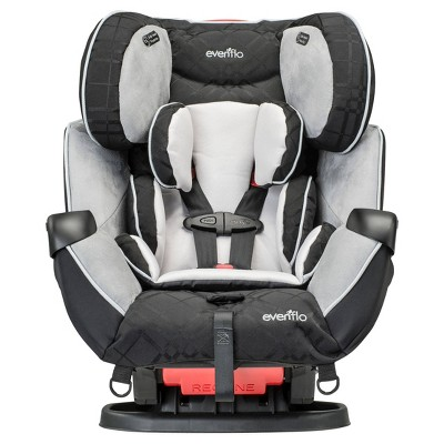 Evenflo® Symphony LX Convertible Car Seat - Crete