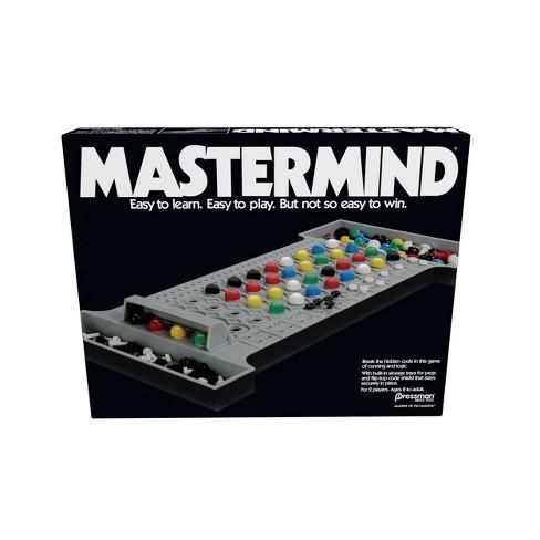 Retro Mastermind Game