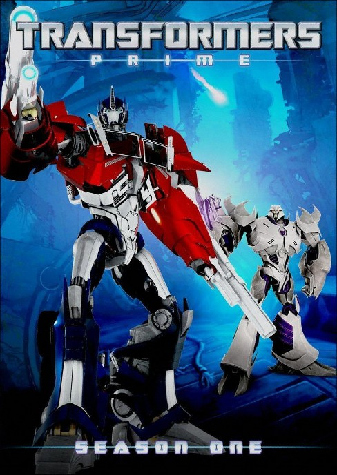 Transformers Prime: Season One [4 Discs] - image 1 of 1