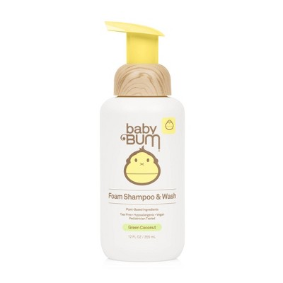 Baby Bum Shampoo & Wash - 12 fl oz