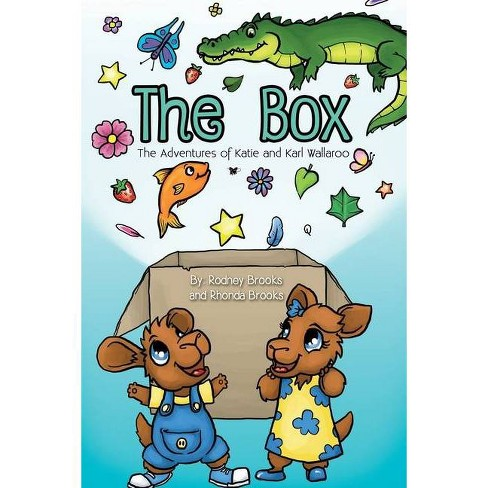 The Box - by  Rodney Brooks & Rhonda Brooks (Paperback) - image 1 of 1