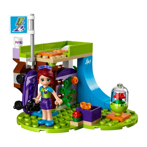 Lego Friends Mias Bedroom 41327 Target