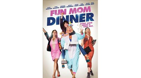 Fun Mom Dinner (DVD) - image 1 of 1