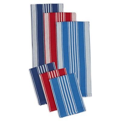 Maritime Heavyweight Dish towel dish cloth Set Of 3 - Design Imports