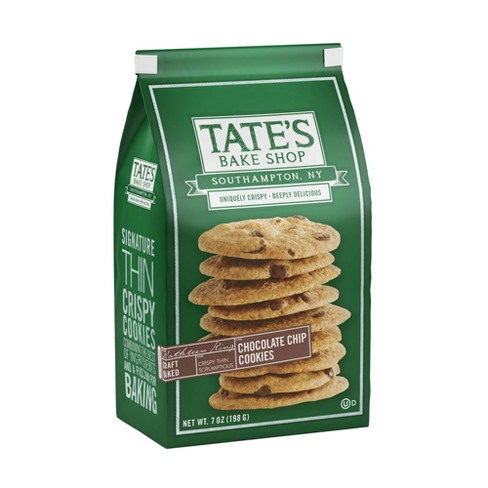Tate's Bake Shop Chocolate Chip Cookies - 7oz - image 1 of 4