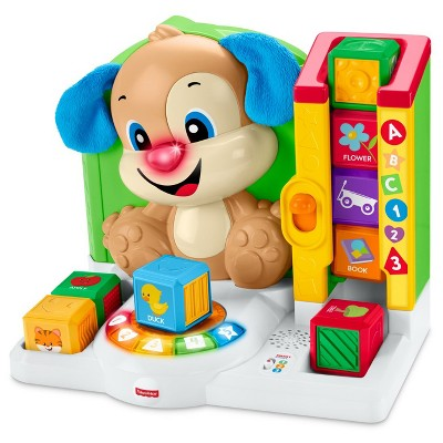 Fisher-Price Laugh and Learn First Words Smart Puppy