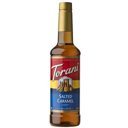 Torani Salted Caramel Syrup - 12.7oz - image 1 of 3