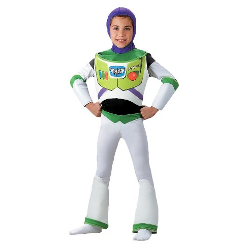 Disney Toy Story Boys' Buzz Lightyear Deluxe Costume - image 1 of 1