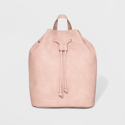 Drawstring Backpack - Universal Thread™ Blush