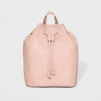 Drawstring Backpack - Universal Thread™ Blush