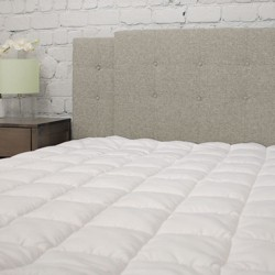 eLuxury Pillowtop Mattress Pad, California King