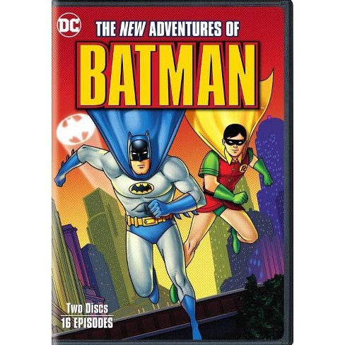 The New Adventures Of Batman: Complete Series (DVD) - image 1 of 1