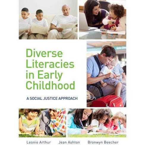 Diverse Literacies in Early Childhood - (Paperback) - image 1 of 1