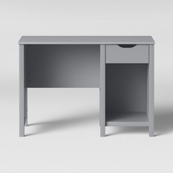 Osa Kids Desk Light Gray - Pillowfort™