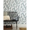 RoomMates Olive Branch Magnolia Home Wallpaper Green - image 2 of 2