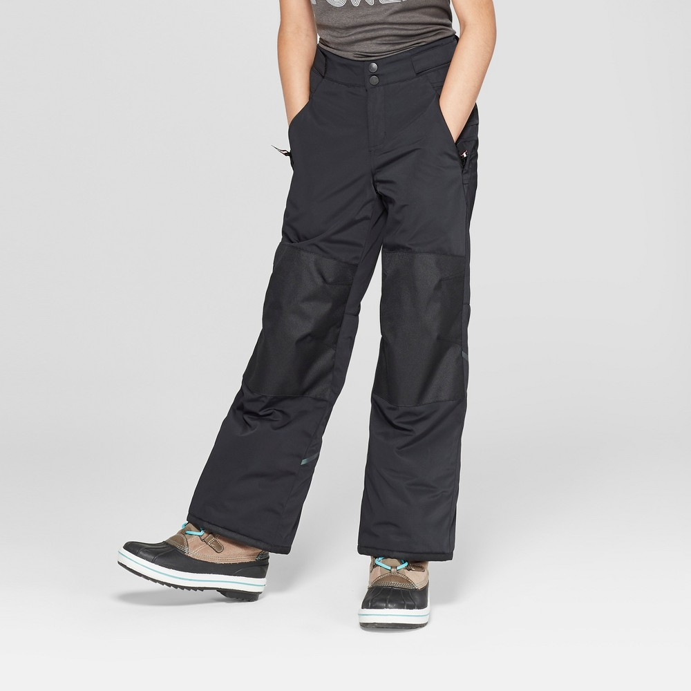 Girls' Snow Pants - C9 Champion Black XL