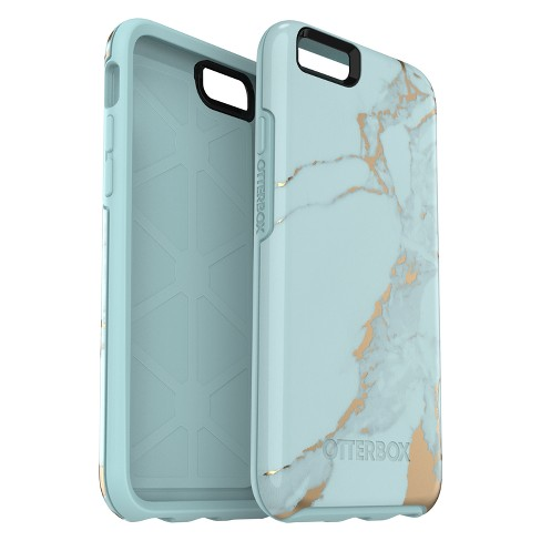 6cd5786755 OtterBox Apple IPhone 6/6s Symmetry Case - Teal Marble : Target