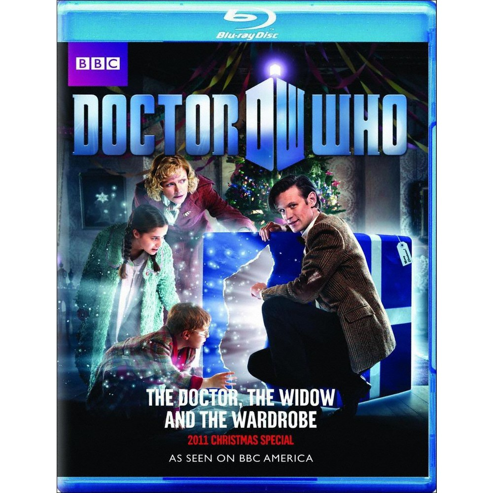 Doctor Who:Doctor The Widow Wardrobe (Blu-ray)
