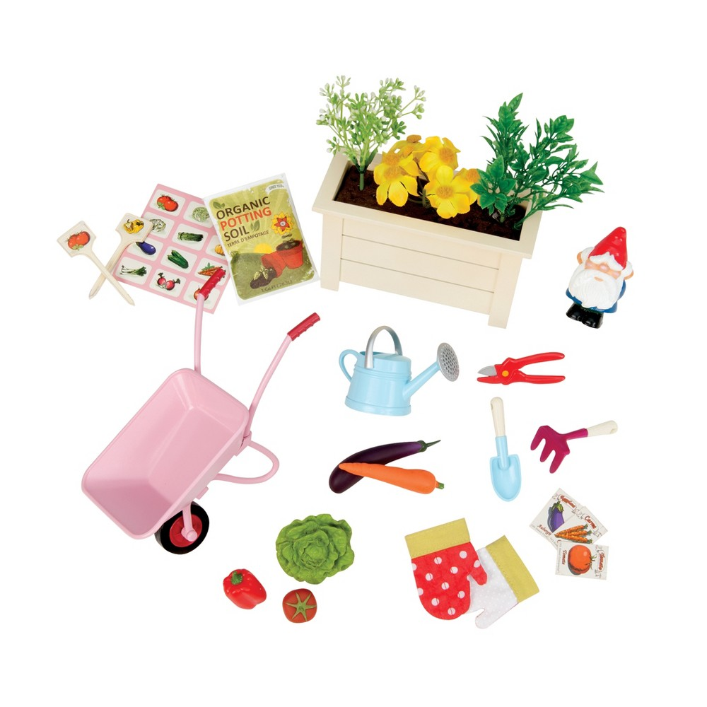 Our Generation Way To Grow Garden Accessory Set