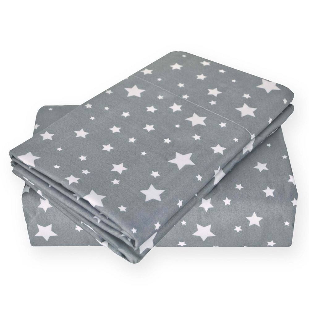 Queen Night Sky Sheet Set - My World, Multicolored