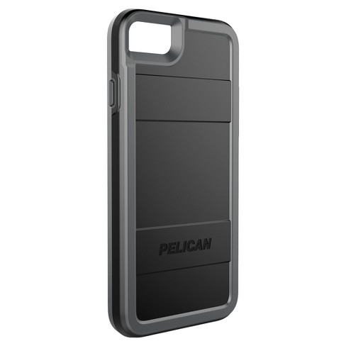 Pelican iPhone 8/7/6s/6 Case Protector - Black/Gray - image 1 of 2