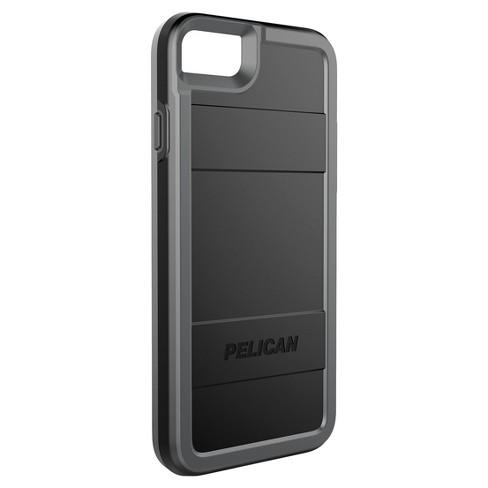 best website 72697 d873f Pelican iPhone 8/7/6s/6 Case Protector - Black/Gray