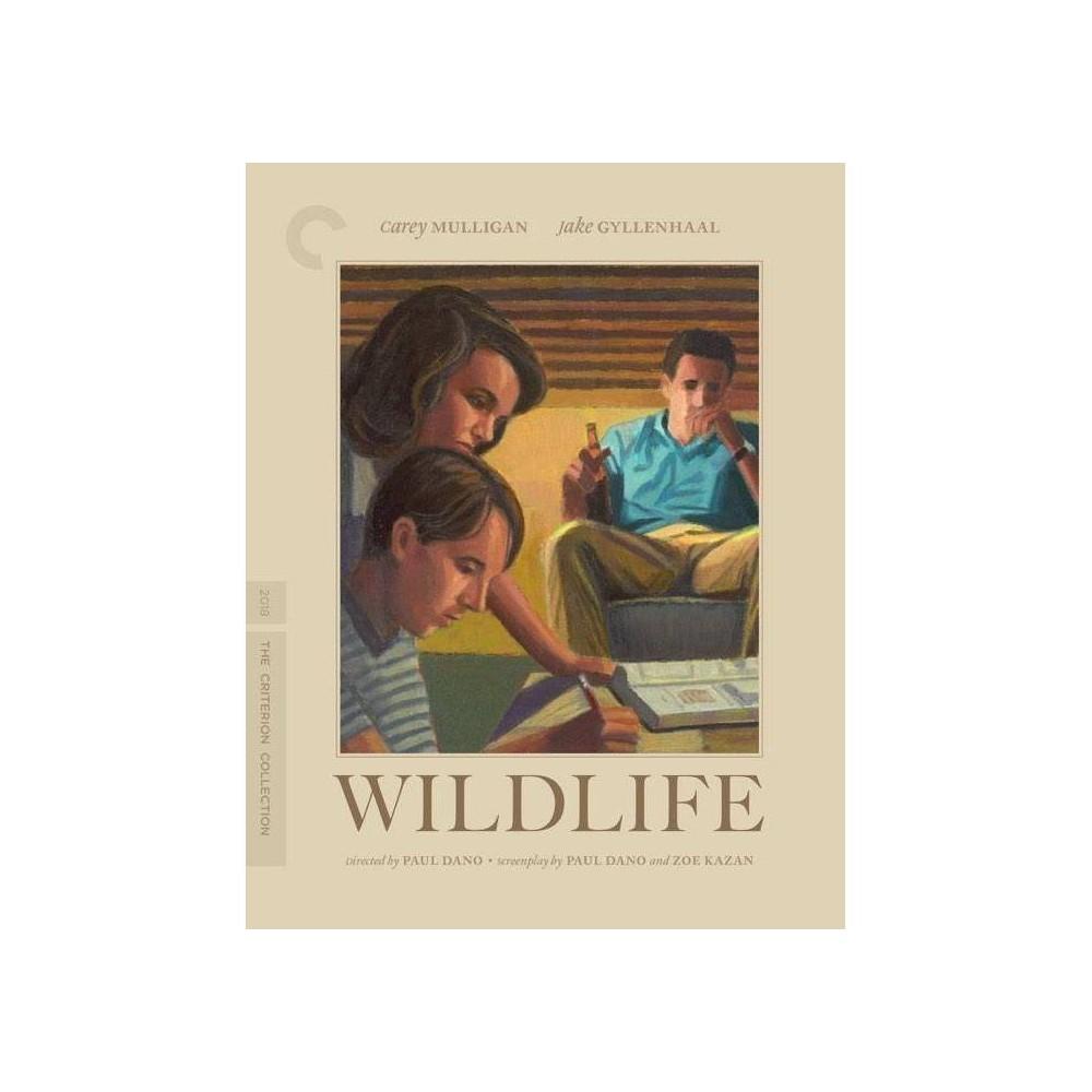 Wildlife Blu Ray