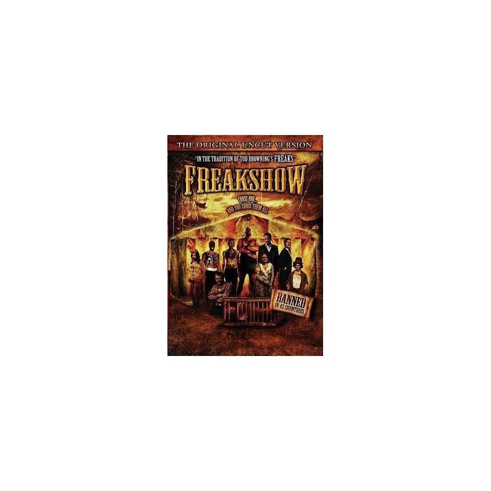 Freakshow (Dvd), Movies