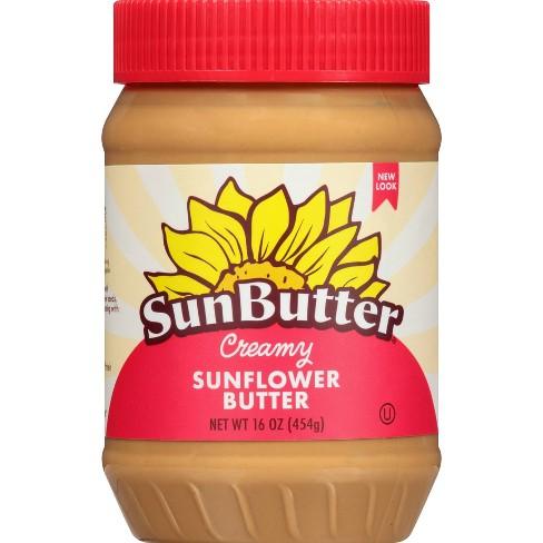 SunButter Creamy Sunflower Butter - 16oz - image 1 of 4