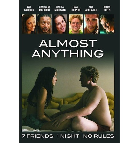 Almost Anything (DVD) - image 1 of 1