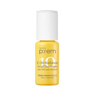 Make P:rem C-10 Radiance Amplifying Serum - 0.5 fl oz