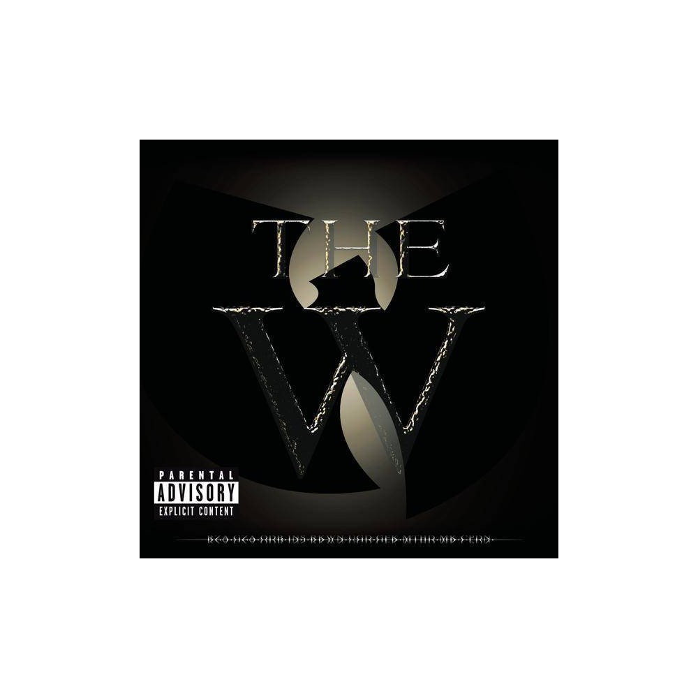 Wu Tang Clan W Explicit Lyrics Cd