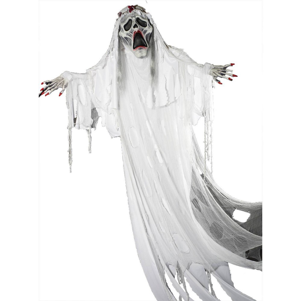Image of Halloween Ghost Bride Decor
