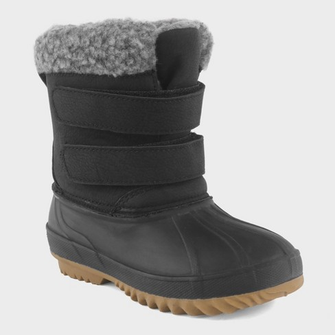 Toddler Boys' Barkley Winter Boots - Cat & Jack™ - image 1 of 3