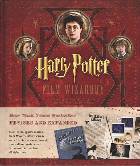 Harry Potter : Film Wizardry (Hardcover) (Brian Sibley) - image 1 of 1