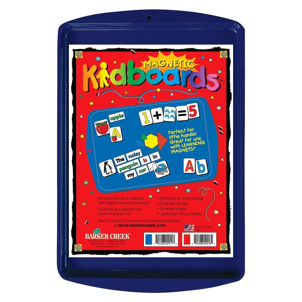 Image of Barker Creek KidBoards Magnet Board - Blue