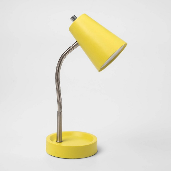 LED Task Table Lamp (Includes Energy Efficient Light Bulb) - Room Essentials™ - image 1 of 3