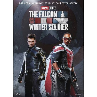 Marvel's Falcon and the Winter Soldier Collector's Special - by  Titan Magazines (Hardcover)
