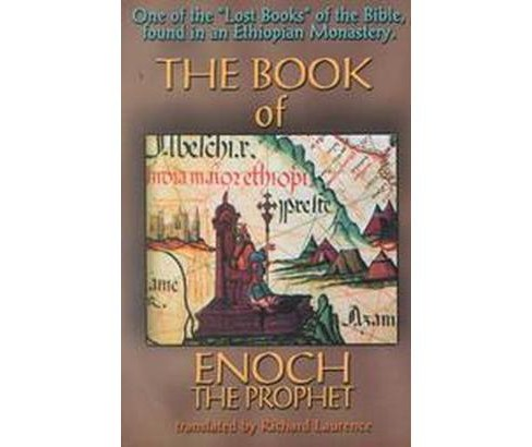Book of Enoch the Prophet (Paperback) (Richard Laurence) - image 1 of 1