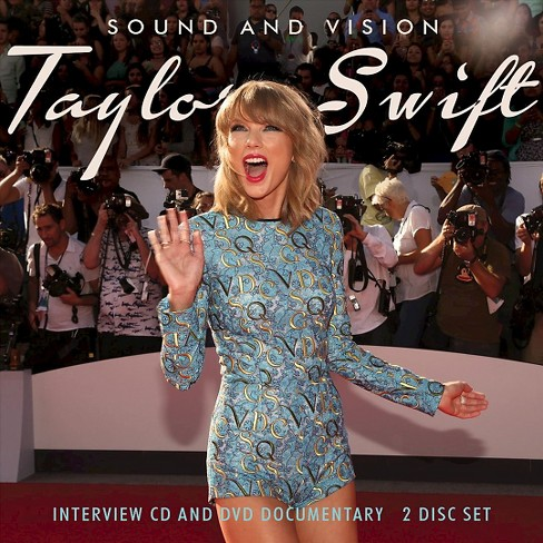 Taylor Swift - Taylor swift:Sound & vision (CD) - image 1 of 2