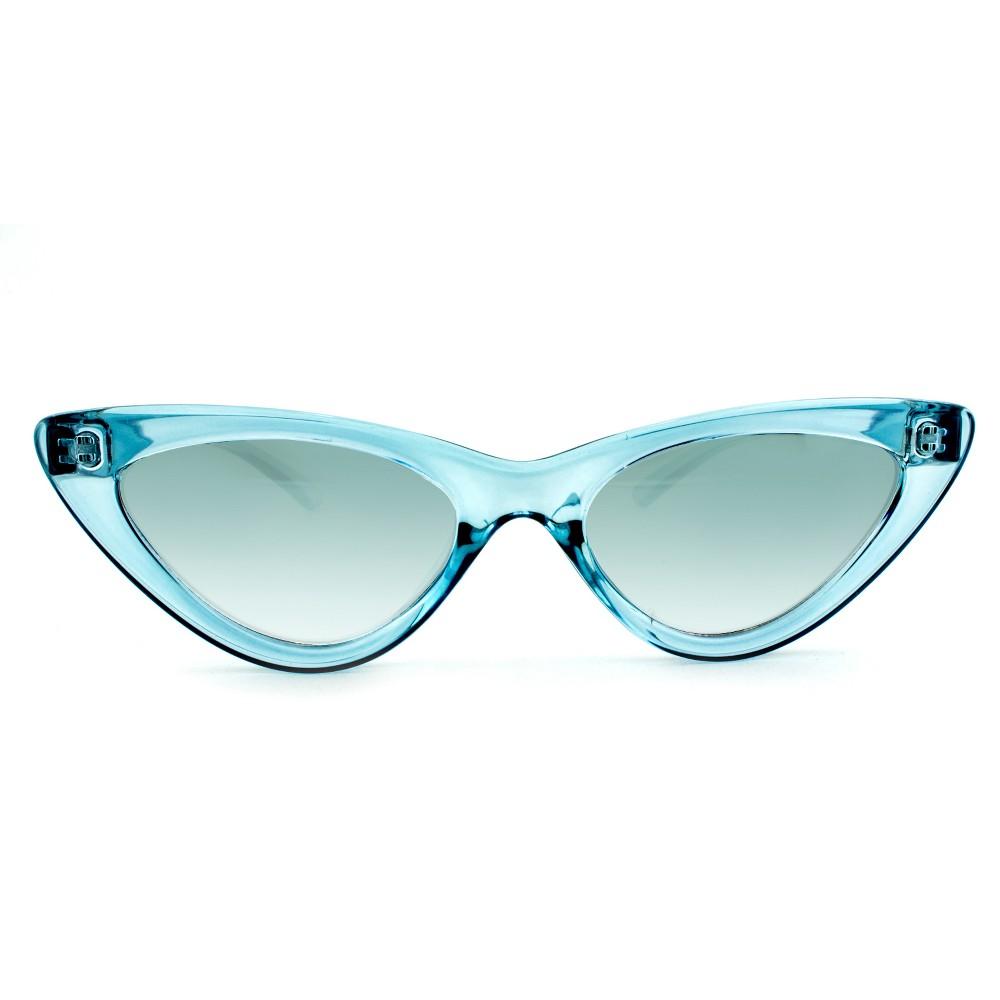 Women's Cateye Sunglasses with Arctic Lenses - Wild Fable Arctic Blue
