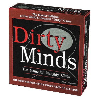 Dirty minds game questions