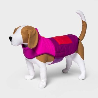 Color Block Option Dog Puffer - Boots & Barkley™