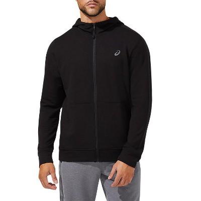 ASICS Men's Full Zip Fleece Hoody Running Apparel 2031B183
