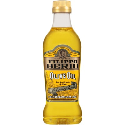Olive Oil: Filippo Berio Olive Oil